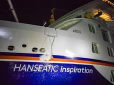 "Hapag-Lloyd Cruises Christening ""HANSEATIC inspiration"""