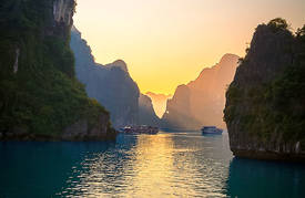 Discover and fall in love with South East Asia