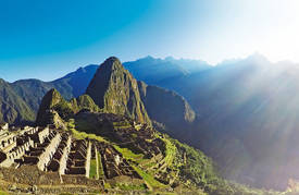 Vom Panamakanal zu den antiken Kultstätten