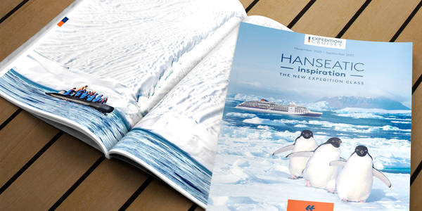 HANSEATIC inspiration - new catalogue 2020/2022