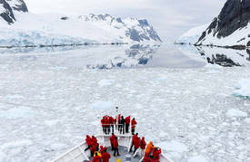 Expedition Antarctica: to the Antarctic Circle and beyond