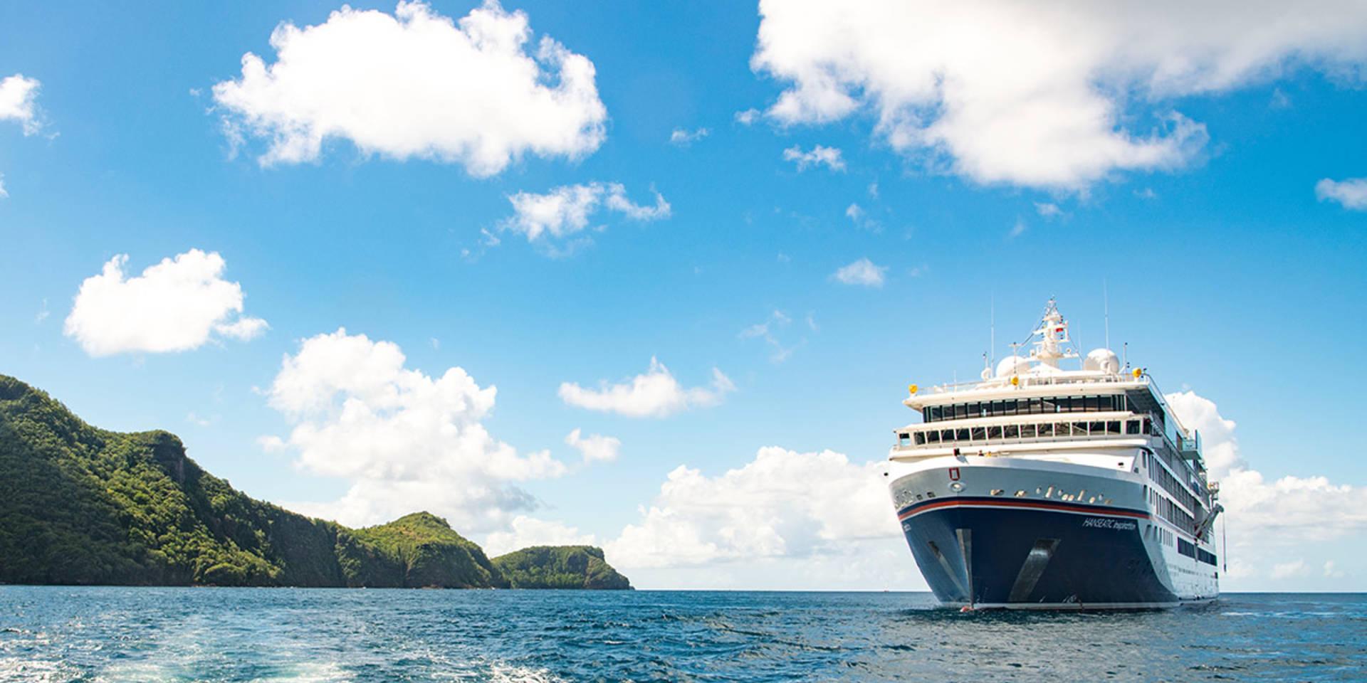 foto de HD-Webcam & ship's position of HANSEATIC inspiration - Hapag ...