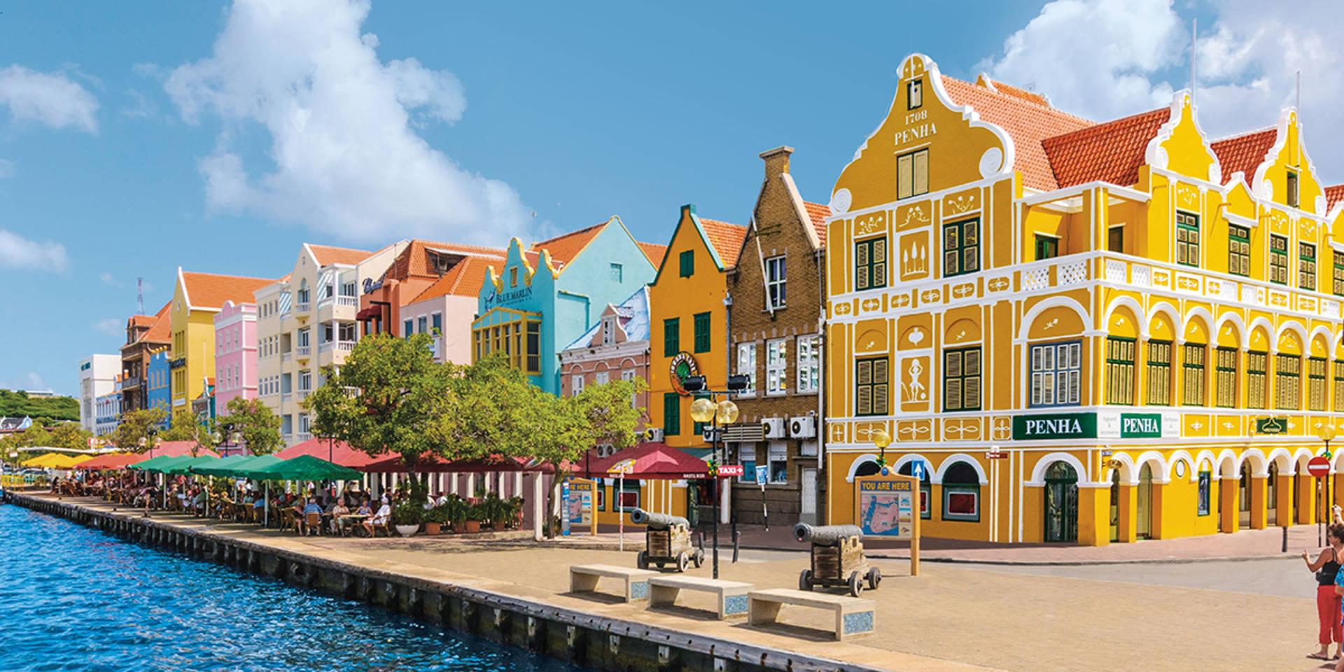 Kreuzfahrt in die Karibik