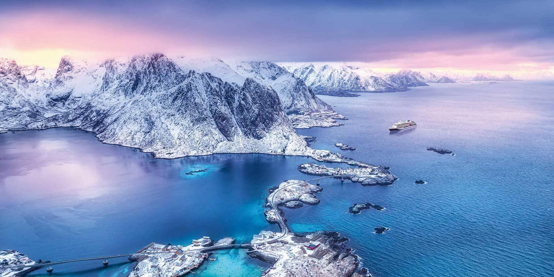 Winterreisen HANSEATIC spirit 2021/2022