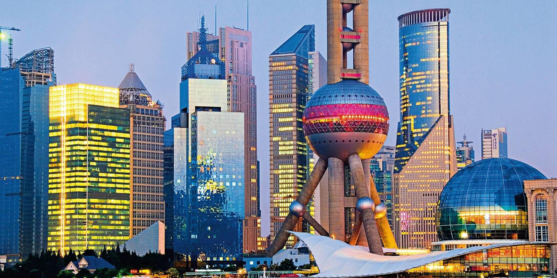 China Kreuzfahrten