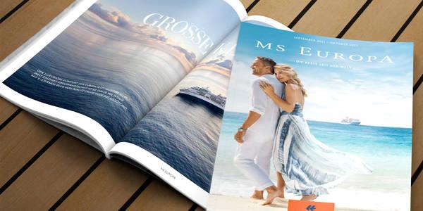 MS EUROPA Katalog