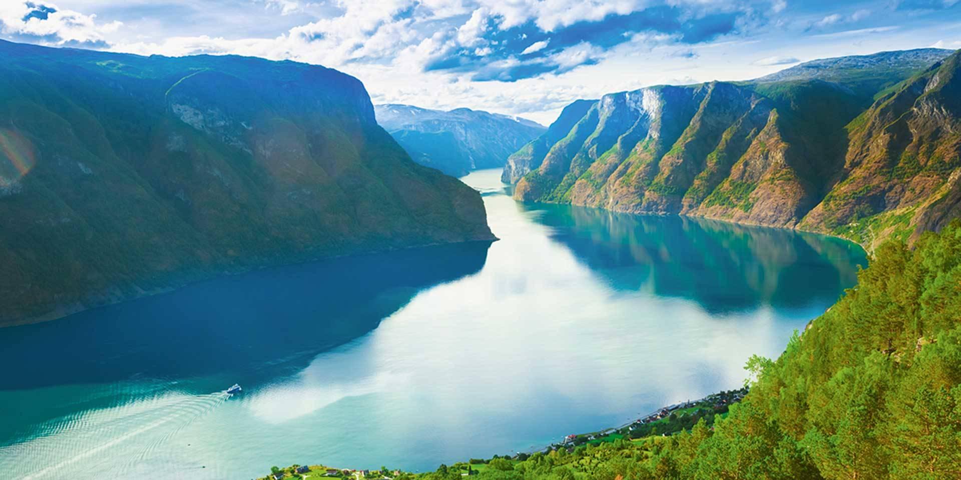 NEUE REISEN JUNI/JULI 2021 - Norwegens Fjordwelt