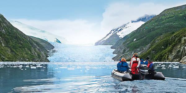 Chilenische Fjorde