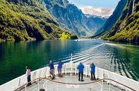 Kurzreise Norwegische Fjordwelten