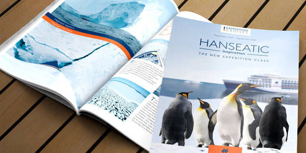 HANSEATIC inspiration - new catalogue 2012/2021
