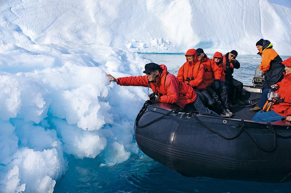 MS Hanseatic / Arktis 2010