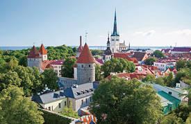 Ostsee intensiv: Fünf Länder in neun Tagen