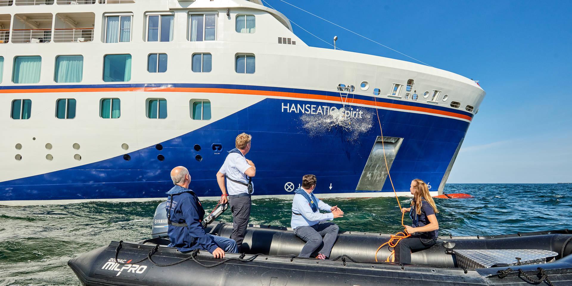 Hapag Lloyd Cruises HANSEATIC Spirit