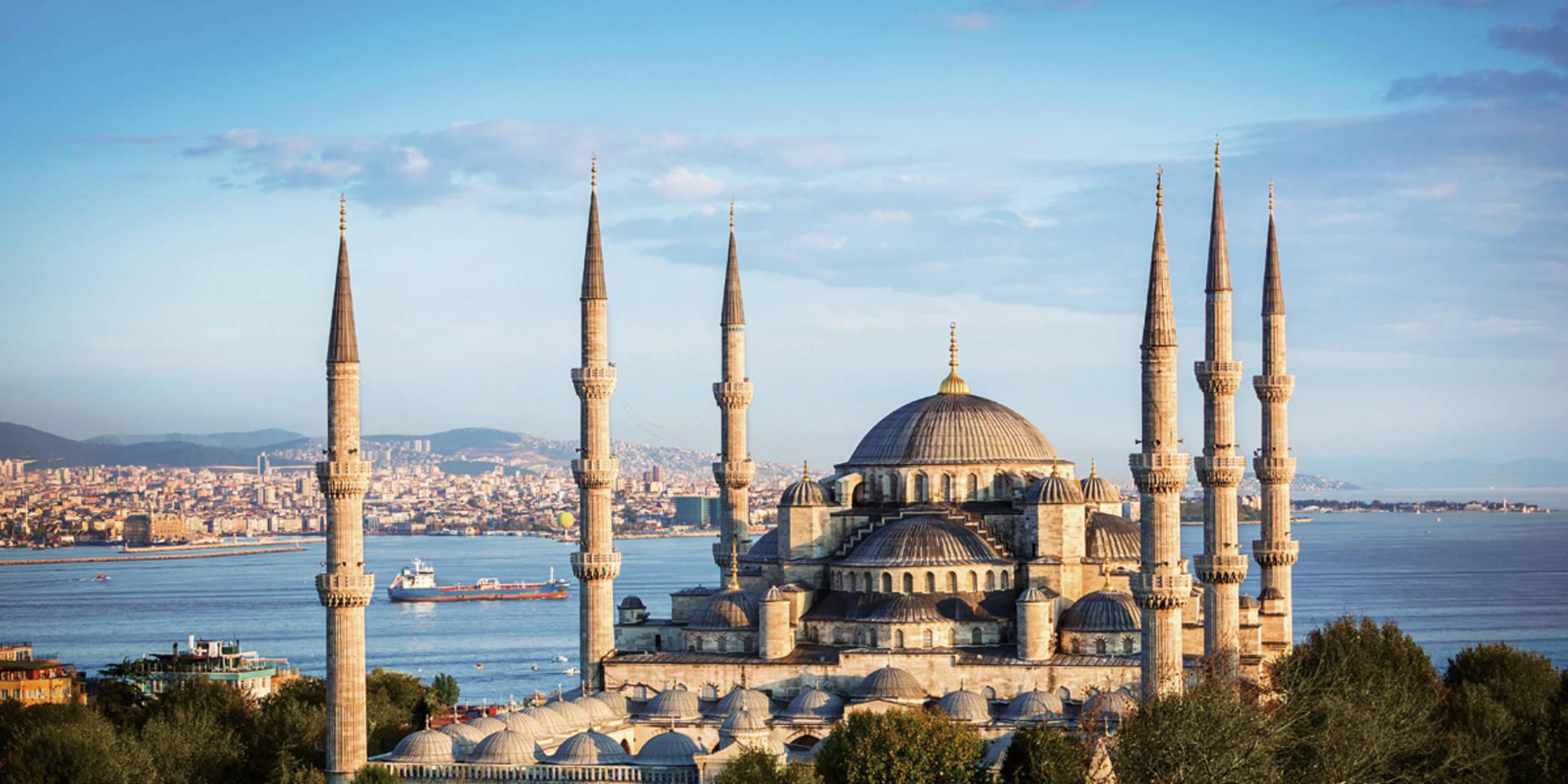 Östliches Mittelmeer Kreuzfahrten