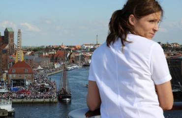 MS Europa2, Hapag Lloyd Kreuzfahrten. Copyright Susanne Baade, pushreset.