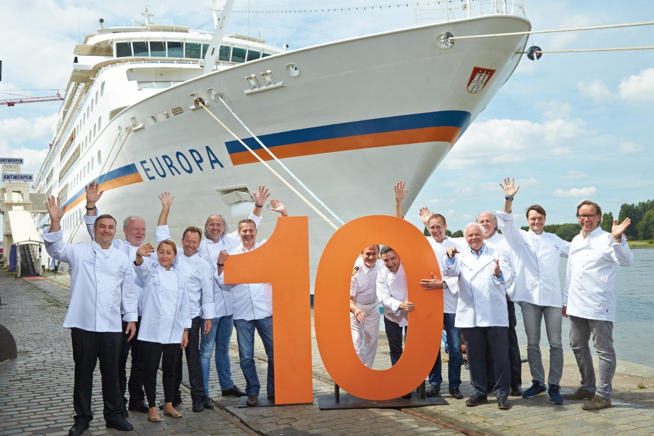 10 Jahre EUROPAs Beste