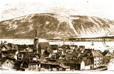 Nordostpassage_Tromsoe_historisch