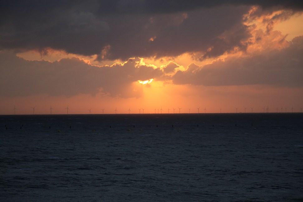 01 Sonnenaufgang am Wattenmeer