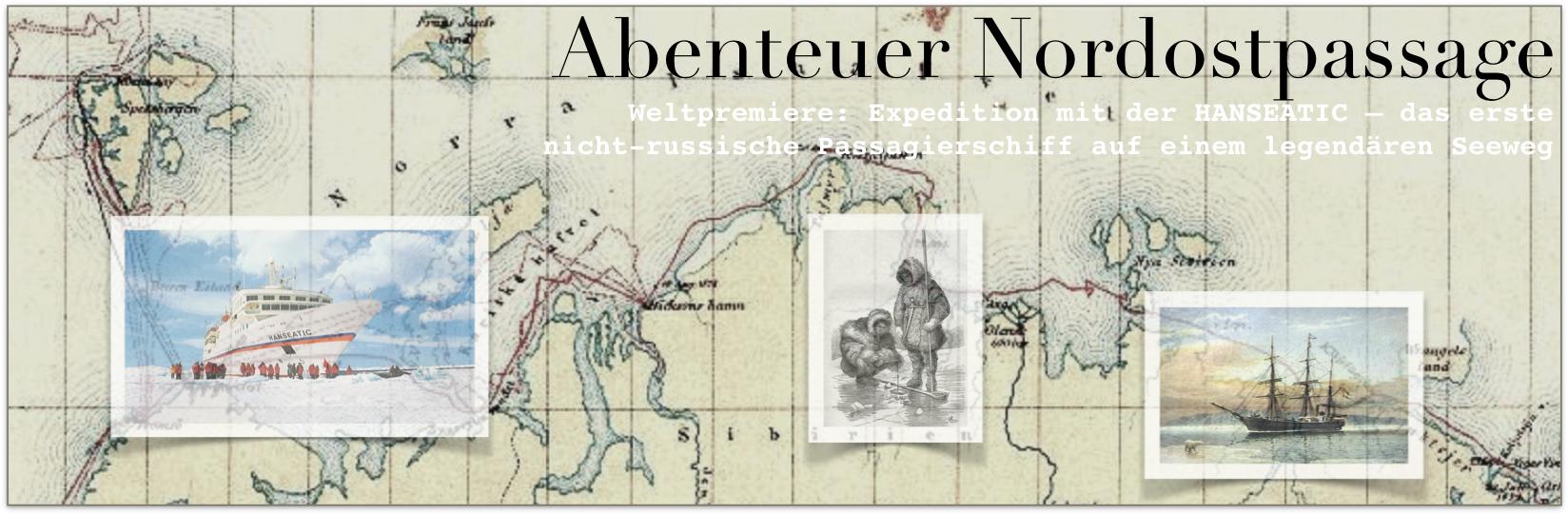 Abenteuer Nordostpassage Grafik neu