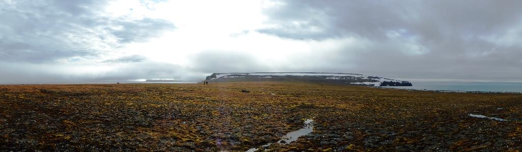 Bennett Island Eiswüste T.LANGE-HITZBLECK