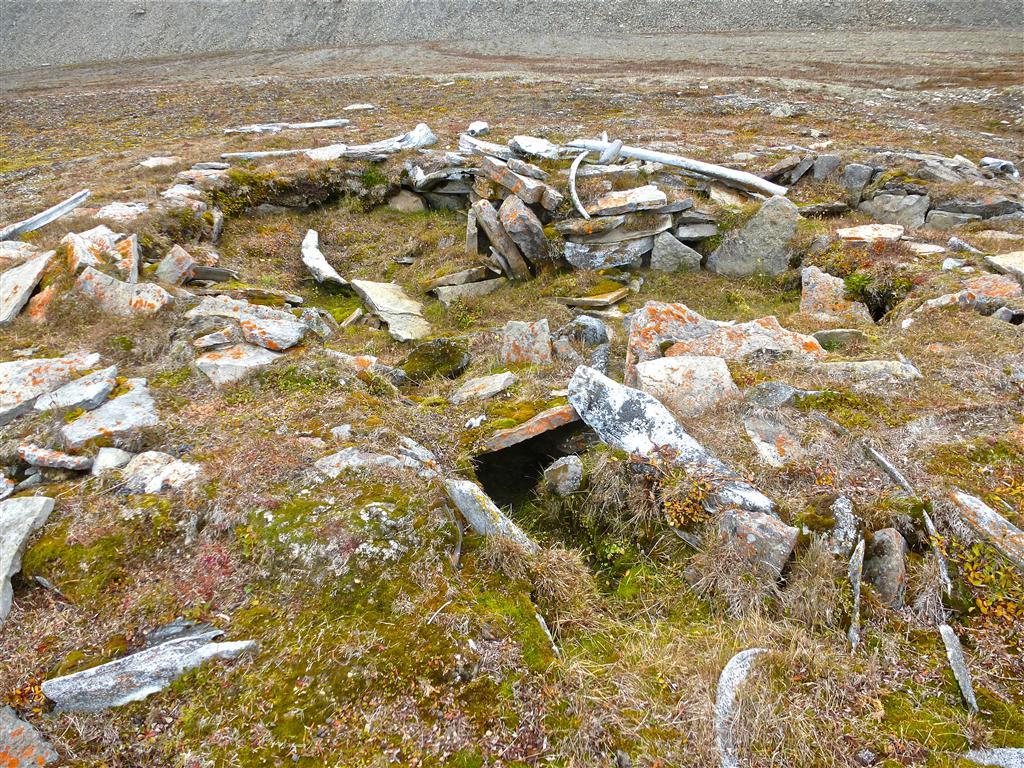 Grundmauern der Thulekultur (Medium)