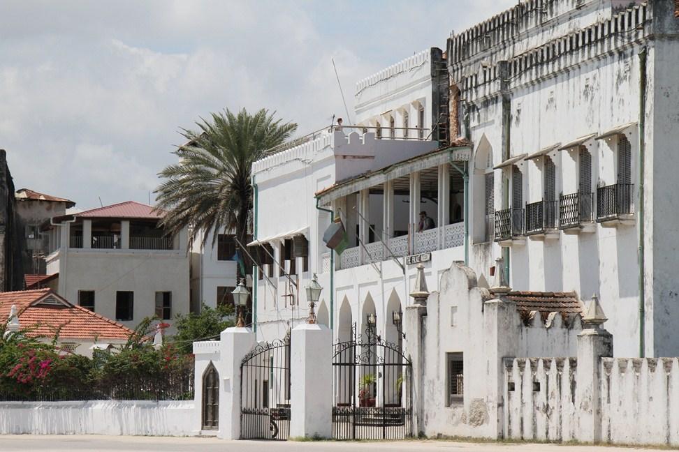 Palast von Sansibar