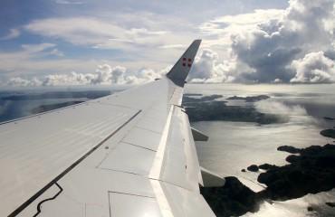 Palau, wir kommen