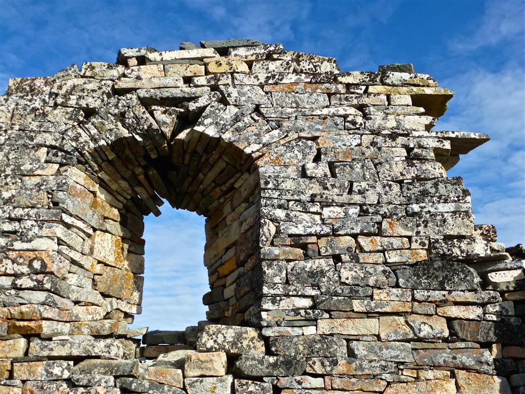 Romanisches Fenster von 1150 (Medium)
