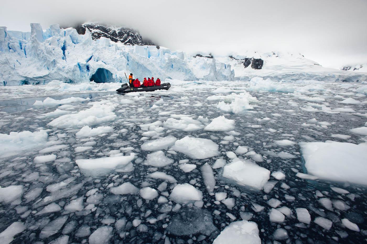 Antarktis 2011: Paradise Bay