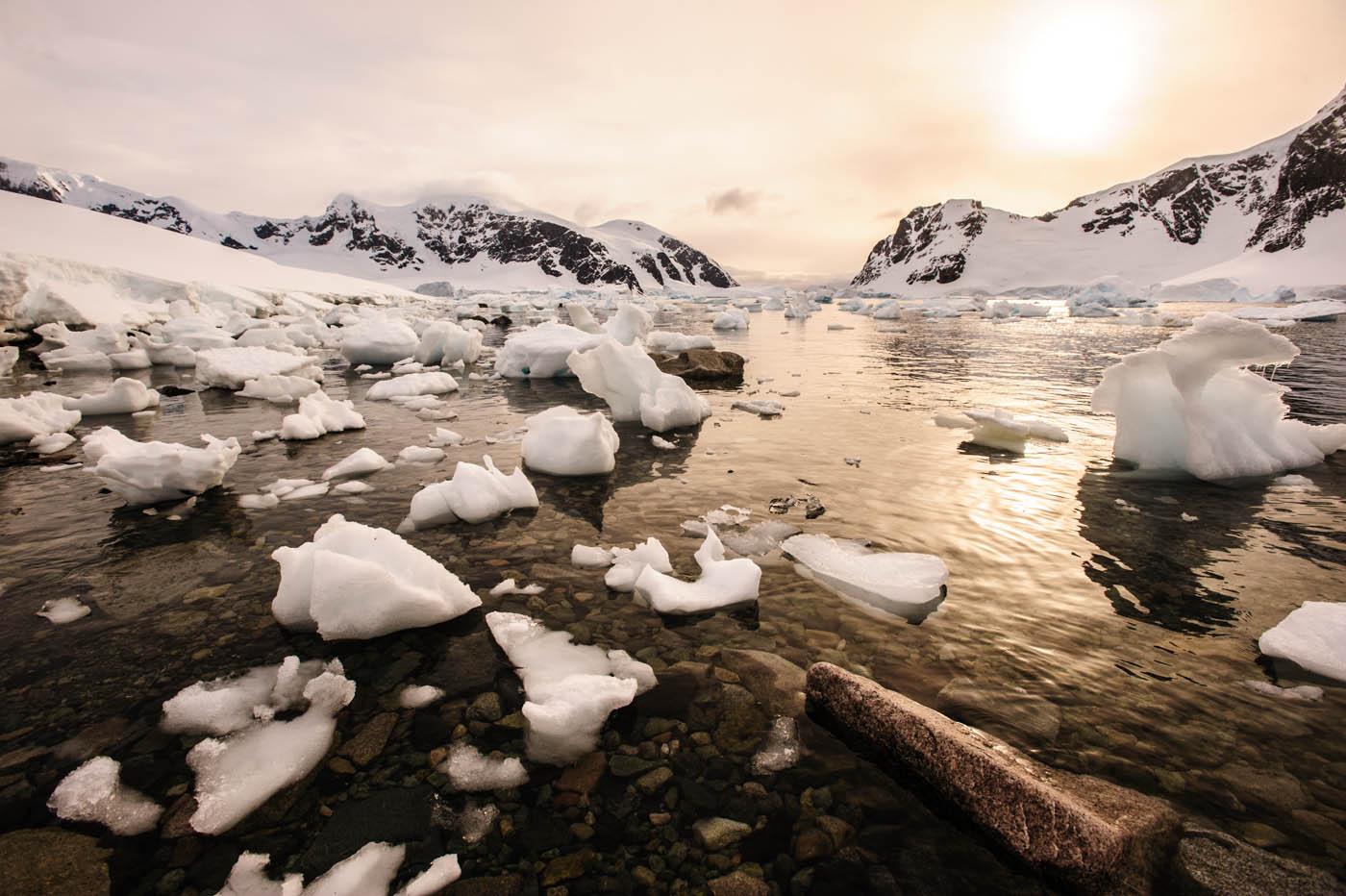 Antarktis 2011: Danco Island.