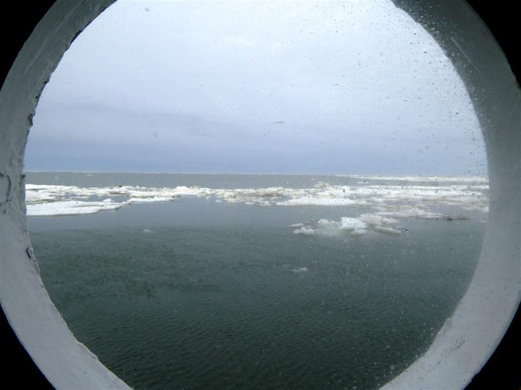 Neusibirische Inseln Bullauge T.LANGE-HITZBLECK 1