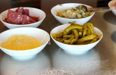 Kochen mit Kindern an Bord der MS EUROPA 2. ©Susanne Baade, push:RESET