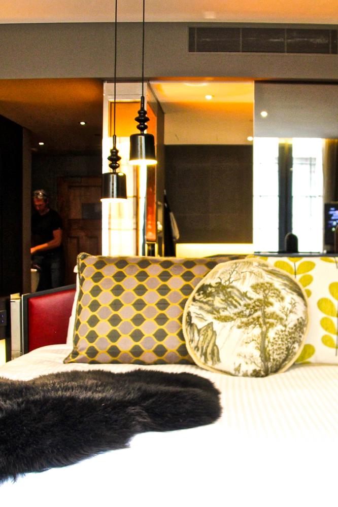 Sydney, Hotel QT. ©Susanne Baade, push:RESET