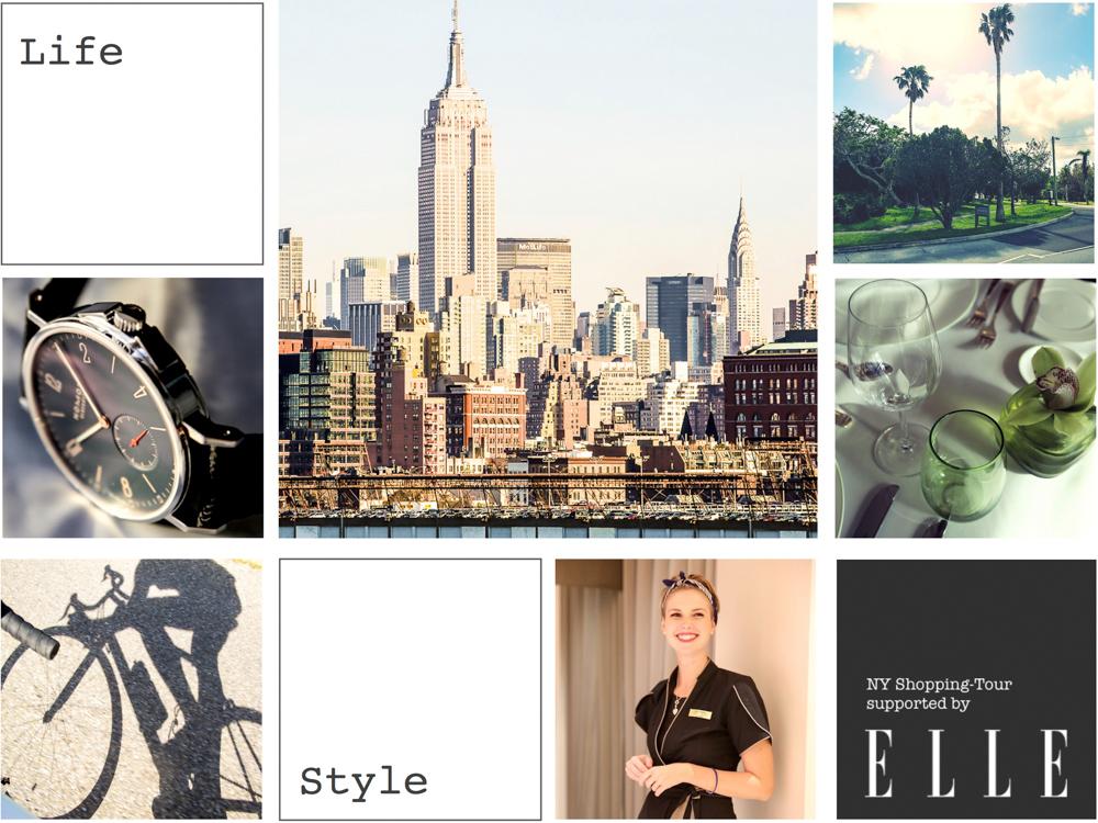shopping in new york mit elle in soho und little italy