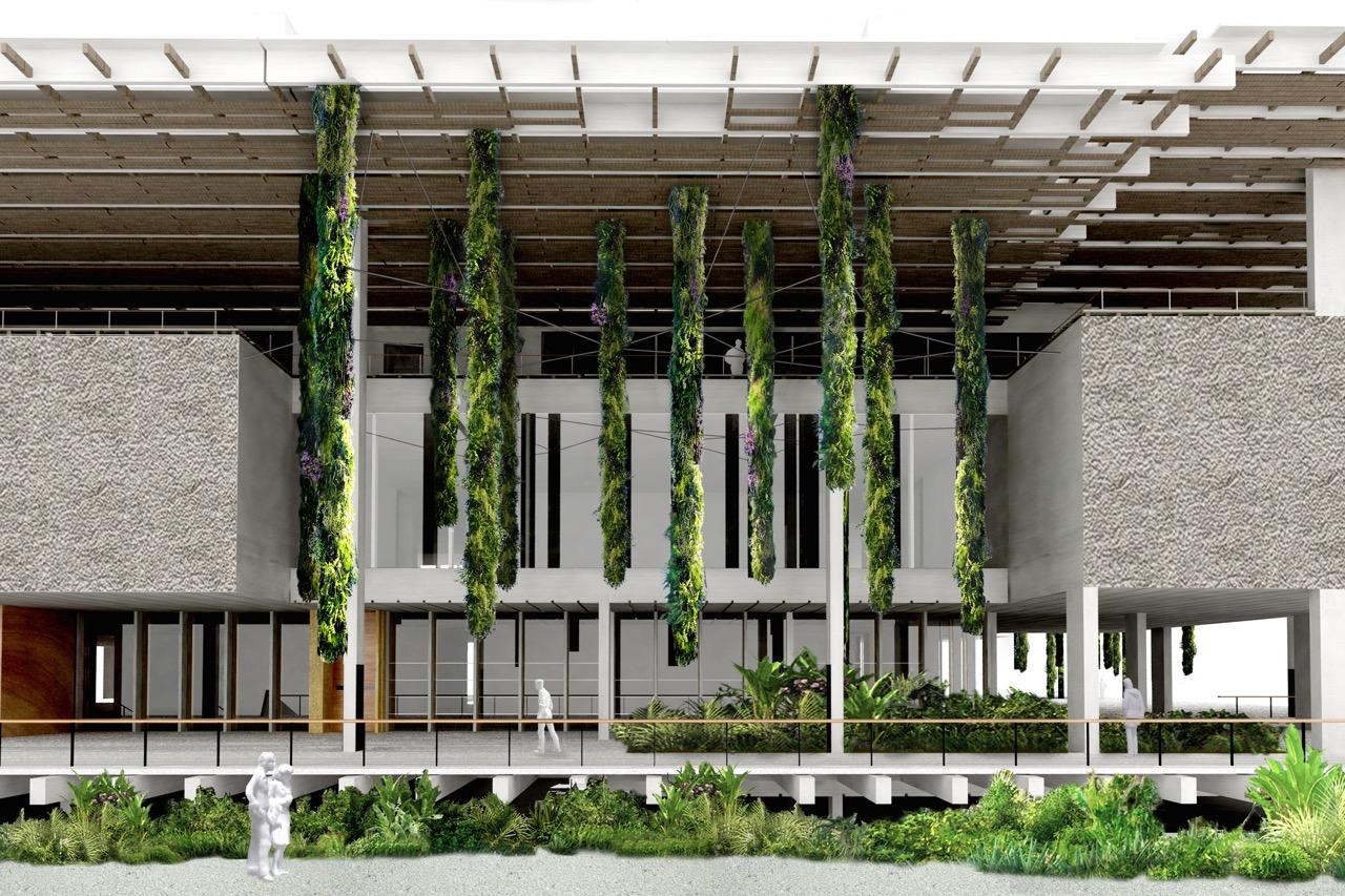 Miami Art Museum, Miami, USA