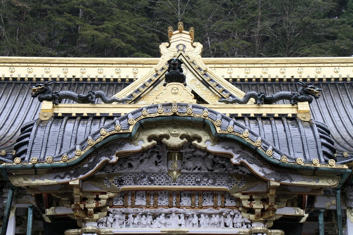 8 Tor zum inner sactury Nikko
