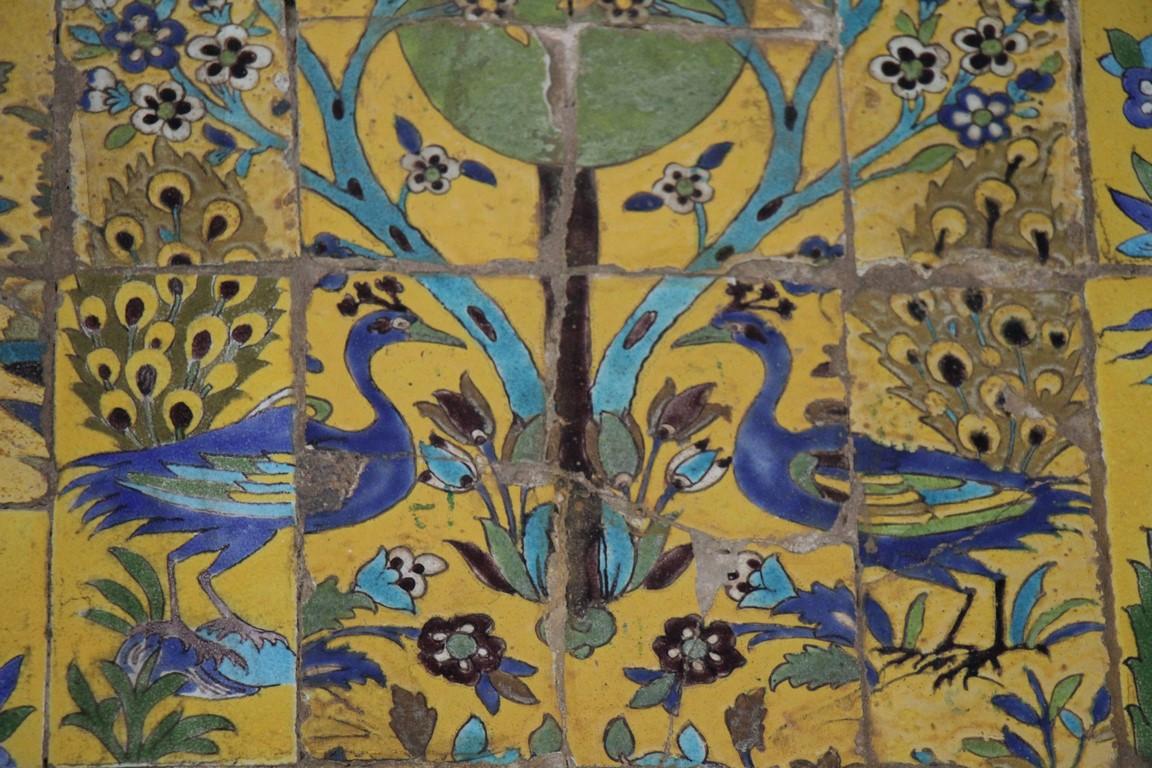 116 Tierabbildungen in der Shah-Moschee (Copy)