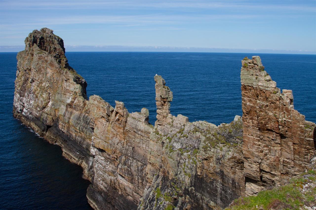 Felsnadel auf Tory Island - Copy