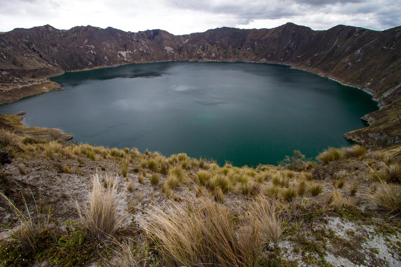 Lagune Quilotoa 3