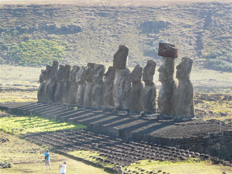 Rapa Nui - Ahu Tongariki