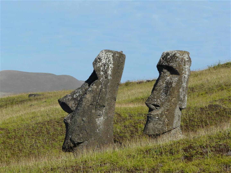 Rapa Nui - Rano Raraku 2