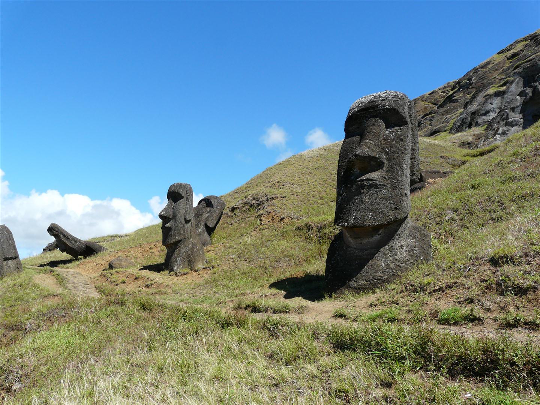 Rapa Nui - Rano Raraku 6