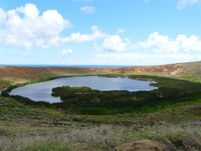 Rapa Nui - Rano Raraku