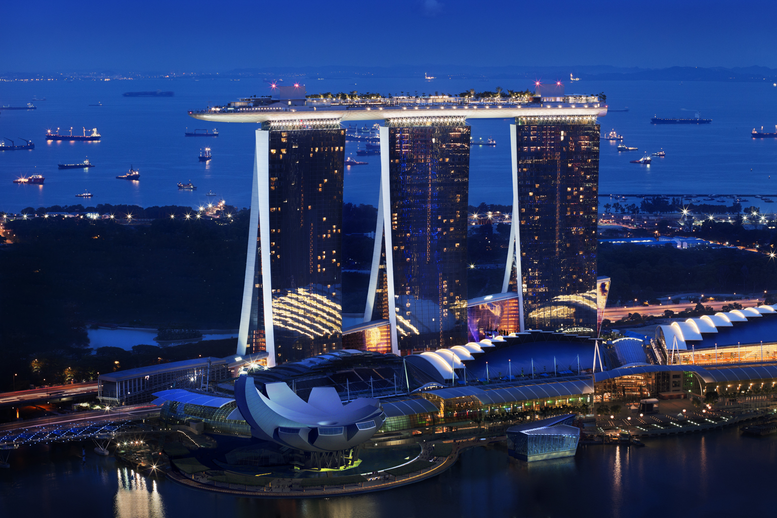 Marina Bay Sands_credits to STB