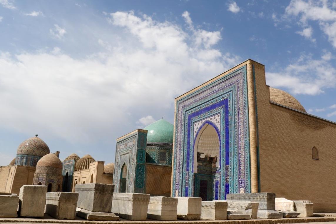 Samarkand, Shah-i-Zinde (1)