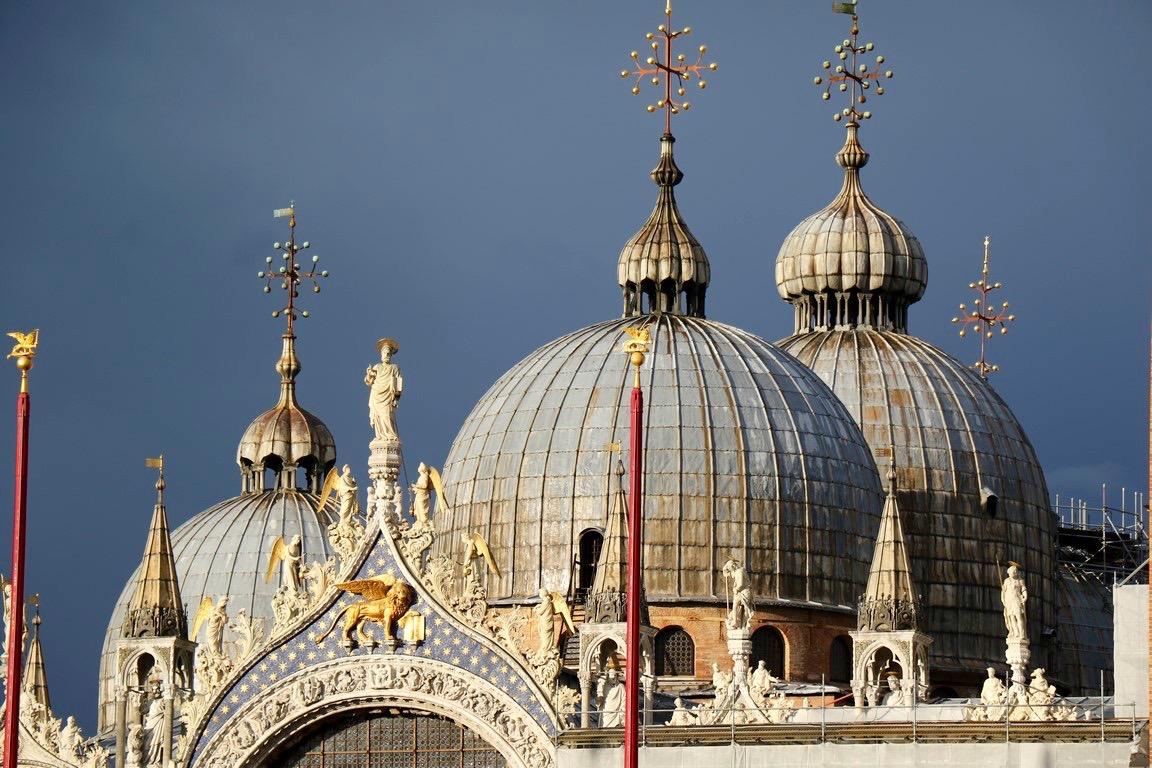 10 Die Kuppeln von San Marco (Copy)