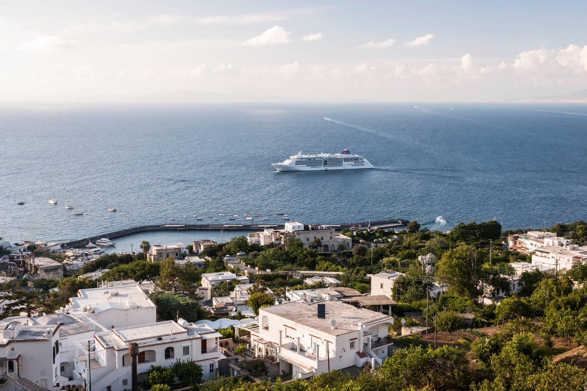 Europa, Italien, Capri.
