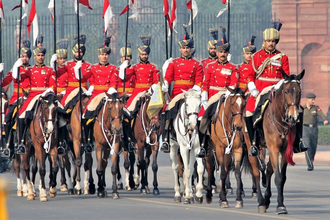 02 Wachwechsel in Delhi