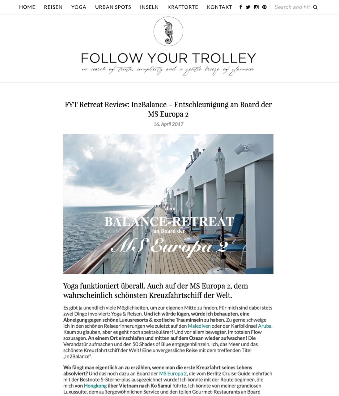 FollowYourTrolley