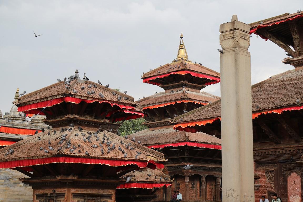 24 Der Durbarplatz von Kathmandu (Copy)